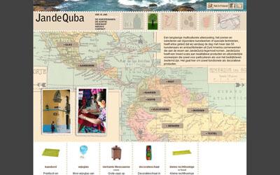 JandeQuba the world of Jan visualized
