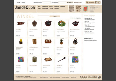 JandeQuba artist page