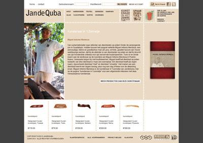 JandeQuba webshop